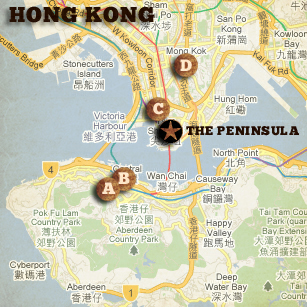 Hong-Kong-Map