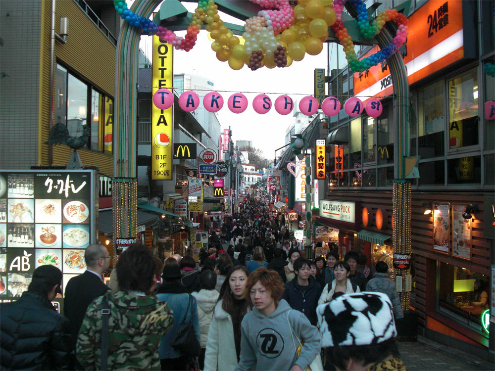 Takeshita-Street_The-most-crowded-street-in-Tokyo1